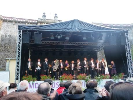 Händel, Bach und Berliner Luft. Perfekt gespielt mit Spaß bei Sömmerkälte.