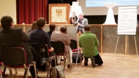 Thüringens Kulturminister Benjamin-Immanuel Hoff will Kulturförderung neu justieren.