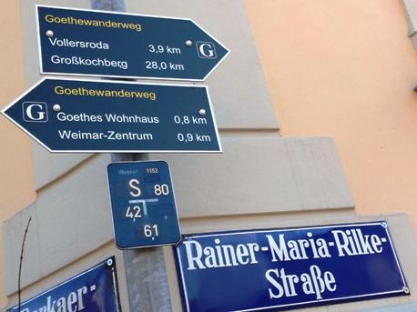 Weimarer Wegmarken. Wohin will die Stadt?
