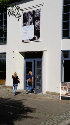 Hereinspaziert ins Weimarer Schiller-Museum.