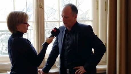 Generalintendant Hasko Weber möchte sehr gern über das Jahr 2018 hinaus das DNT führen. Fotos: mip