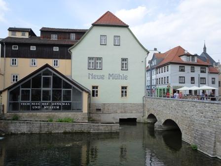 Das Museum ist geschlossen. Foto: mip