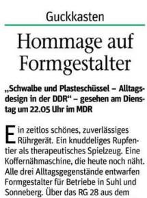 MDR Design DDR in FW 2016-12-22