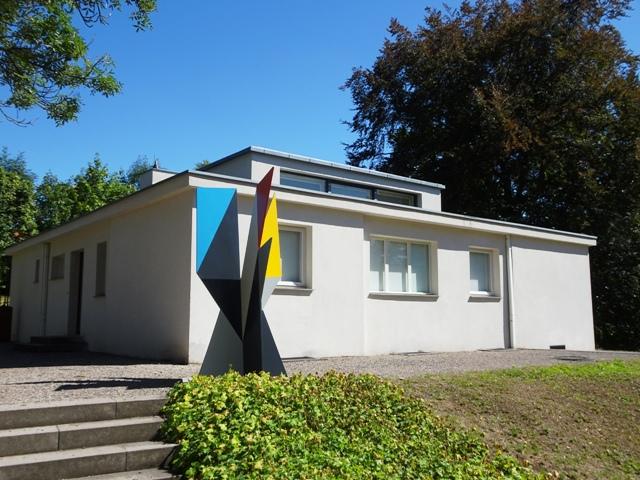 Weimarer Bauhaus-Ikone haus Am Horn.