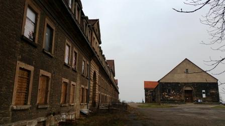 Die ehemalige preußische Defensionskaserne könnte in zu einem Landesmuseum für Kultur und Geschichte entwickelt werden.
