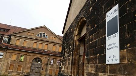 Die Kirche St. Peter und Paul (im vordergrund) soll schon mal für 5 millionen Euro zu einem Veranstaltungs- und Ausstellungsort bis zur BUGA 2021 umgebaut werden. Alle Fotos: mip